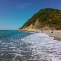 Осеннее море :: Андрей Терентьев