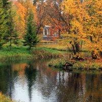 Золотая осень :: Ирина Румянцева