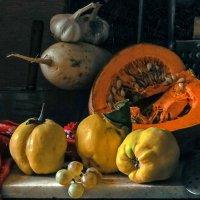 фрукты и овощи :: alexandr lin