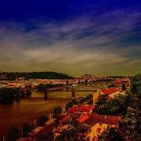 Прага ,вид с Вышеграда) :: Rassol Risk