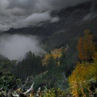 Туман в горах... :: Максим Гуревич