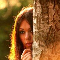 Охотница :: Наталия Рыбина