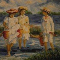 Летом на море ... :: Алёна Савина