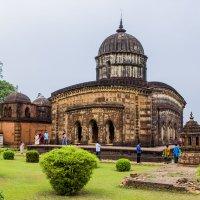 Храмы Вишнупура :: Михаил Юрин