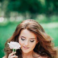 Нежность и очарование ... :: Оксана Денисова