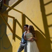 свадебная прогулка :: Лора Заикина