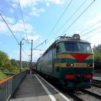 ЧС7 - 228 :: Сергей Уткин