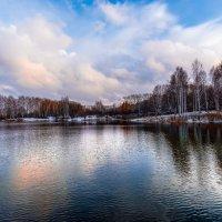 Первый снег :: Сергей Добрыднев