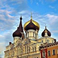 Одесский Свято-Пантелеимоновский мужской монастырь :: Александр Корчемный