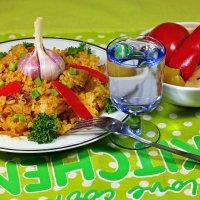 Чтобы не было хандры, вкусной нужно нам еды!:) :: Андрей Заломленков