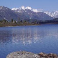 алтайские горы и озера :: vladimir polovnikov