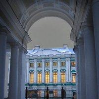 Воронежский дворец :: Павел Попов