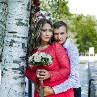Юля и Сергей :: Elena Vershinina