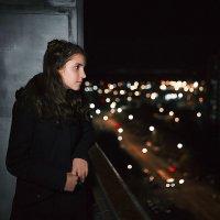 На балконе! :: Максим Жидков