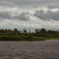 Путешествие из Петербурга в Москву. Река Шексна :: юрий макаров