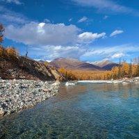 Прозрачные воды Иркута :: Анатолий Иргл