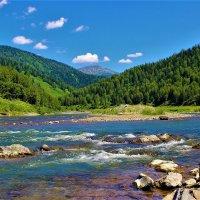 В полдень у реки :: Сергей Чиняев