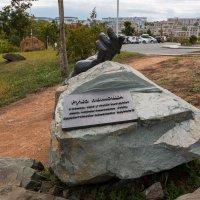 На территории ДВФУ :: Сергей Бойко