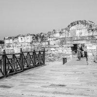 Памуккале.Древний город Хиераполис.Турция. :: Татьяна Калинкина