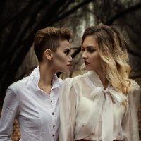 Вампиры :: Julia Barbashova
