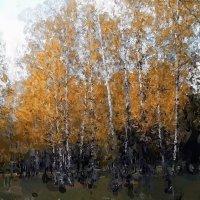 """картина """" Осень :: Владимир Бровко"""