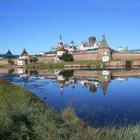 соловецкий монастырь :: олег
