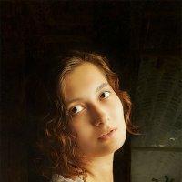 Портрет девушки :: Андрей Епиков