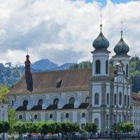 Церковь иезуитов. :: Александр
