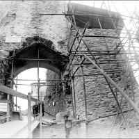 реконструкция замка «Зборов» Словакия :: Jiří Valiska