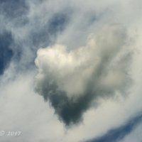 Облако с  лицом . :: Елена Kазак