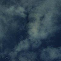 Облако с лицом женщины. :: Елена Kазак