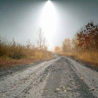 А вы готовы к встрече с НЛО?:) :: Андрей Заломленков