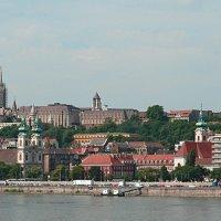 Панорама Будапешта. :: Дмитрий Лебедихин