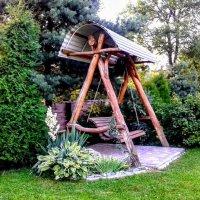 Уютные качели :: Наталия Каминская