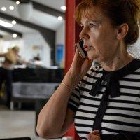 Разговор по телефону :: Марина Семенкова
