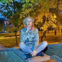 Осеннее золото :: Руслан Веселов