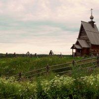 На горе Левитана :: Татьяна Черняева