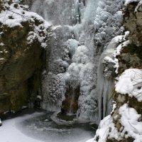 зимний водопад :: Elena Wymann
