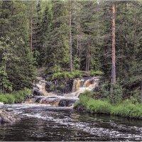 Рускеальские водопады... :: Александр