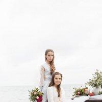 Настя и Вика :: Евгения Лисина