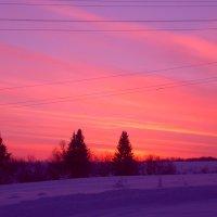 еще один красивый закат :: vladimir polovnikov