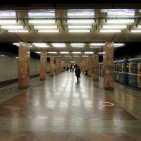 Москва,метро станция Печатники :: Александр Качалин