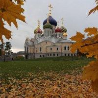 Храм Игоря Черниговского.Переделкино :: ninell nikitina