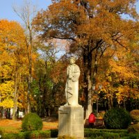 Пушкин и осень :: Нина Бутко