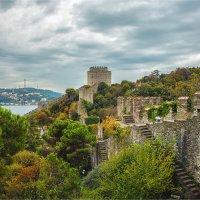 Крепость Румели Хисары на Босфоре :: Ирина Лепнёва