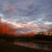 Уж небо осенью дышало ... :: Евгений Юрков