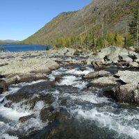 Шумы или р. Мульта перебирается из озера в озеро :: Galaelina ***
