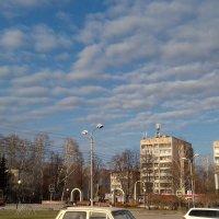Снег сошёл .1 ноября . :: Мила Бовкун