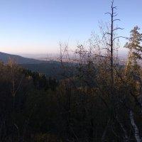 На горе Круглой :: Максим