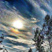 Небесные красоты. :: Элен